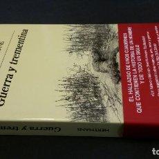 Libros de segunda mano: 2018 - STEFAN HERTMANS - GUERRA Y TREMENTINA. Lote 194692716