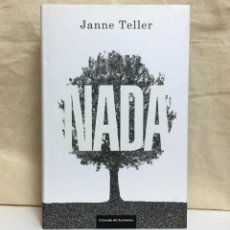 Libros de segunda mano: NADA (JANE TELLER). Lote 194740425