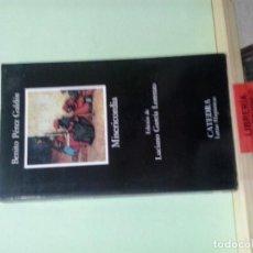 Libros de segunda mano: LMV - MISERICORDIA. BENITO PÉREZ GALDOS - LETRAS HISPÁNICAS. Lote 194754657