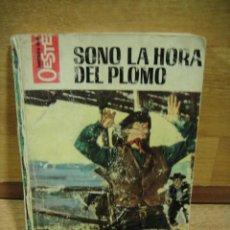 Libros de segunda mano: HEROES DEL OESTE Nº 416 - SONO LA HORA DEL PLOMO - M. L. ESTEFANIA. Lote 194755531