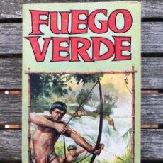 Libros de segunda mano: FUEGO VERDE. AUTOR, P. W. RAINIER. EDICIONES G. P. AÑO 1957. LIBROS ALCOTÁN Nº 7. . Lote 194888543