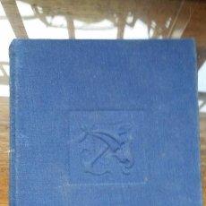 Libros de segunda mano: LA FRONTERA DE DIOS J . L. MARTÍN DESCALZO .ED. DESTINO .PREMIO EUGENIO NADAL 1956. Lote 194890162