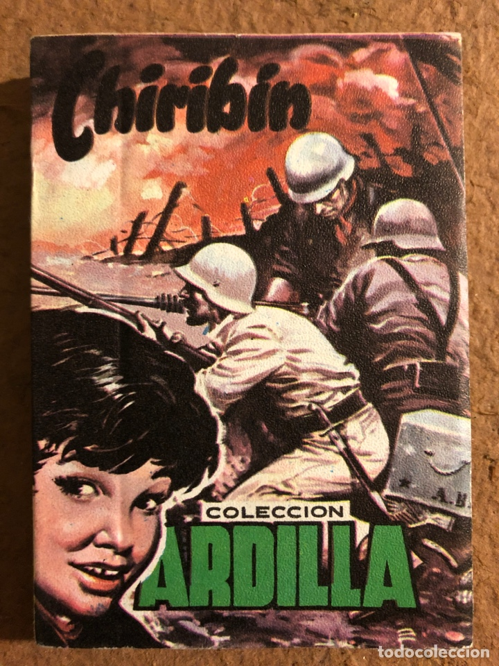 COLECCIÓN ARDILLA N° 55. CHIRIBIN. RAFAEL SAVI SIELOS. EDICIONES DOMINGO BOSCO 1959. (Libros de Segunda Mano (posteriores a 1936) - Literatura - Narrativa - Otros)