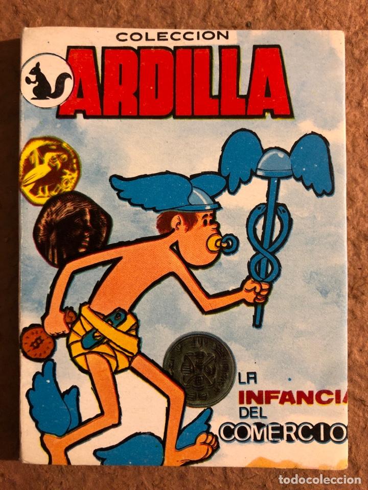 COLECCIÓN ARDILLA N° 260. LA INFANCIA DEL COMERCIO. VICTOR AMELLA. EDICIONES DOMINGO BOSCO 1968 (Libros de Segunda Mano (posteriores a 1936) - Literatura - Narrativa - Otros)
