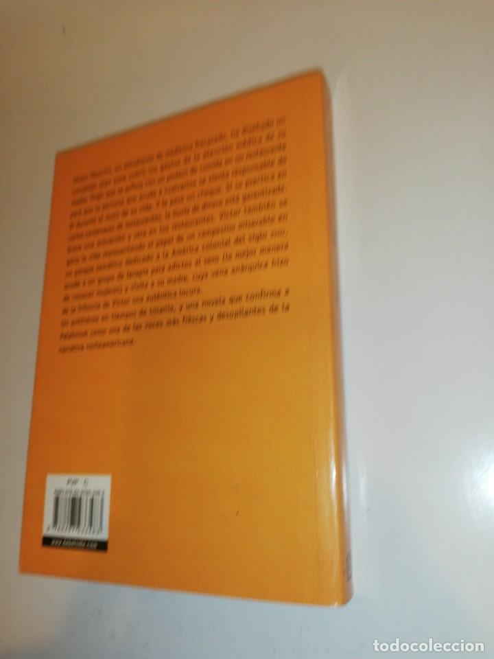 Libros de segunda mano: Chuck Palahniuk, asfixia - Foto 3 - 194906382