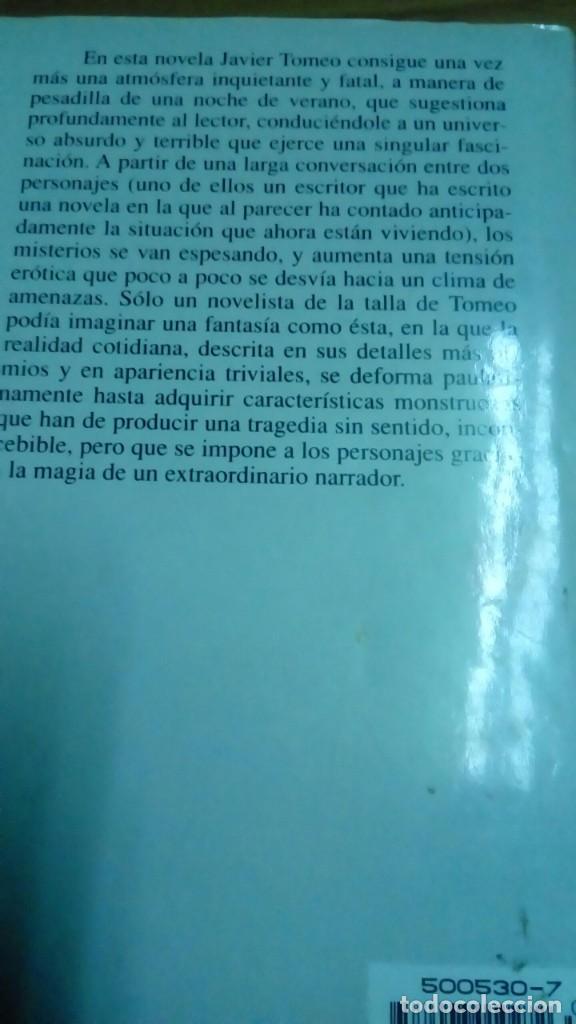 Libros de segunda mano: La agonía de Proserpina, Javier Tomeo - Foto 2 - 194907321
