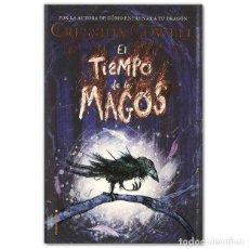 Libros de segunda mano: EL TIEMPO DE LOS MAGOS CRESSIDA COWELL. Lote 194907371