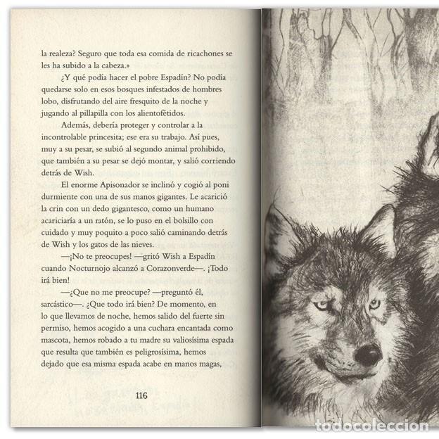 Libros de segunda mano: EL TIEMPO DE LOS MAGOS Cressida Cowell - Foto 3 - 194907371
