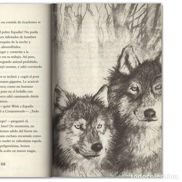 Libros de segunda mano: EL TIEMPO DE LOS MAGOS Cressida Cowell - Foto 4 - 194907371
