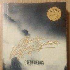 Libros de segunda mano: CIENFUEGOS ** ALBERTO VAZQUEZ FIGUEROA. Lote 194909196