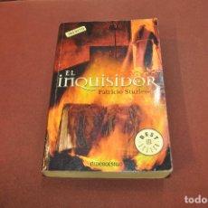 Libros de segunda mano: EL INQUISIDOR - PATRICIO STURLESE - DEBOLSILLO. Lote 194948786