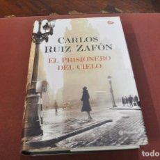 Libros de segunda mano: EL PRISIONERO DEL CIELO - CARLOS RUIZ ZAFÓN - NOF. Lote 194949412