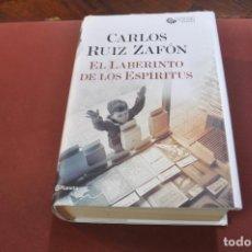 Libros de segunda mano: EL LABERINTO DE LOS ESPÍRITUS - CARLOS RUIZ ZAFÓN - NOF. Lote 194949565