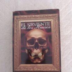 Libros de segunda mano: EL SIRVIENTE DE LOS HUESOS. ANNE RICE. VOL 108/3. LIBRO. Lote 194953880