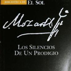 Libros de segunda mano: MOZART : LOS SILENCIOS DE UN PRODIGIO / CHRISTIAN KUPCHIK. ANAYA, 1991. (BIBLIOTECA DE EL SOL ; 200). Lote 194954052