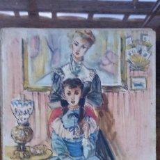 Libros de segunda mano: OBRAS COMPLETAS. TOMO 2. MARTA Y MARÍA. EDICIÓN DEFINITIVA.1957 POR ARMANDO PALACIO VALDES. Lote 194965353