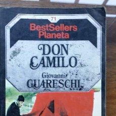 Libros de segunda mano: GIOVANNI GUARESCHI - DON CAMILO - EDITORIAL PLANETA. Lote 194966022
