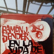Libros de segunda mano: EN LA VIDA DE IGNACIO MOREL -- RAMON J. SENDER -- PLANETA 1970. Lote 194966303