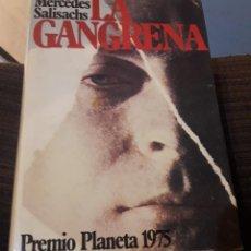 Libros de segunda mano: LA GANGRENA. Lote 194978461