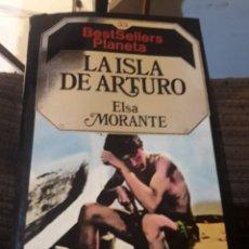 Libros de segunda mano: LA ISLA DE ARTURO. Lote 194978473