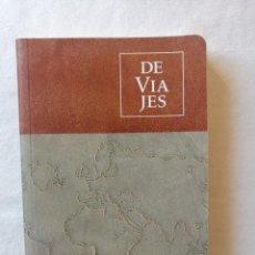 Libros de segunda mano: DE VIAJES EDICIÓN NO VENAL CON MOTIVO DE LA SEMANA EUROPEA DE LA MOVILIDAD 2008 JUNTA DE ANDALUCIA. Lote 195034927