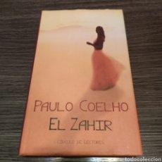 Libros de segunda mano: EL ZAHIR PAULO COELHO CÍRCULO. Lote 195035180