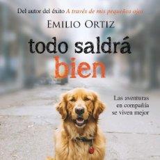 Libros de segunda mano: TODO SALDRÁ BIEN. Lote 195044803