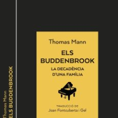 Libros de segunda mano: ELS BUDDENBROOK (CATALÁN). Lote 195044996