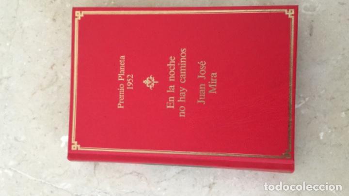 Libros de segunda mano: LOTE DE 36 PREMIOS PLANETA. AÑOS 1952 A 1987 (FALTA 1986) - Foto 7 - 195072221