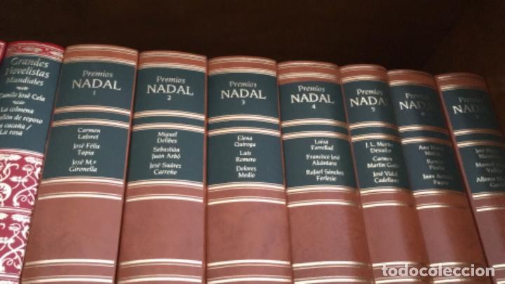 45 PREMIOS NADAL 1944 – 1988. COLECCION DE 15 TOMOS CON TRES OBRAS EN CADA TOMO (Libros de Segunda Mano (posteriores a 1936) - Literatura - Narrativa - Otros)