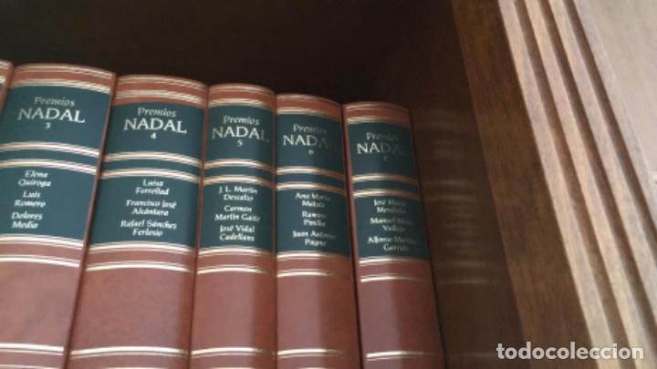 Libros de segunda mano: 45 PREMIOS NADAL 1944 – 1988. COLECCION DE 15 TOMOS CON TRES OBRAS EN CADA TOMO - Foto 2 - 195074396