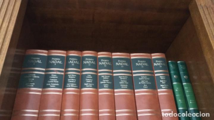 Libros de segunda mano: 45 PREMIOS NADAL 1944 – 1988. COLECCION DE 15 TOMOS CON TRES OBRAS EN CADA TOMO - Foto 3 - 195074396