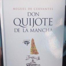 Libros de segunda mano: MIGUEL DE CERVANTES: DON QUIJOTE DE LA MANCHA. REAL ACADEMIA ESPAÑOLA (EDICIÓN IV CENTENARIO). Lote 195076826