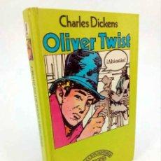 Libros de segunda mano: COLECCIÓN HISTORIAS 11. OLIVER TWIST (CHARLES DICKENS / JULIO MONTAÑÉS) BRUGUERA, 1980. Lote 195123433