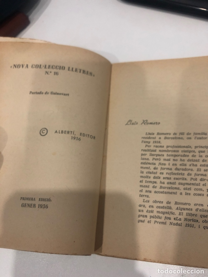 Libros de segunda mano: La finestra - Foto 3 - 195144290