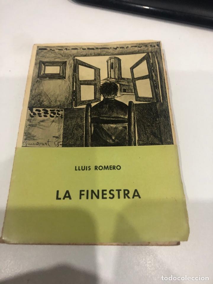 LA FINESTRA (Libros de Segunda Mano (posteriores a 1936) - Literatura - Narrativa - Otros)