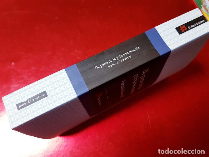 Libros de segunda mano: LIBRO-DE PARTE DE LA PRINCESA MUERTA-KENIZÉ MOURAD-4ªEDICIÓN-2010-EL ALEPH EDITORES-EXCELENTE-VER FO - Foto 3 - 195164710