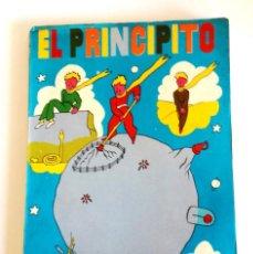 Libros de segunda mano: EL PRINCIPITO SAINT-EXUPERY GÓMEZ GÓMEZ EDITORES MÉXICO 1976 EDICIÓN 1ª EDICIÓN 5000 EJEMPLARES. Lote 195168593