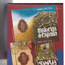 Libros de segunda mano: CAMILO JOSÉ CELA - A LA PATA DE PALO - CIRCULO LECTORES 1987 / ILUSTRADOS. Lote 195195652