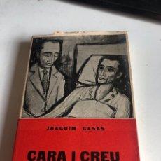 Libros de segunda mano: CARA I CREU. Lote 195197770