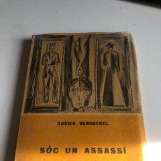 Libros de segunda mano: SOC UN ASSASSI. Lote 195198151
