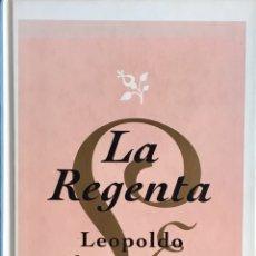Libros de segunda mano: LA REGENTA. LEOPOLDO ALAS CLARIN. EDITORIAL ORBIS. Lote 195201585