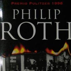 Libros de segunda mano: PHILIP ROTH. PASTORAL AMERICANA. Lote 195239763