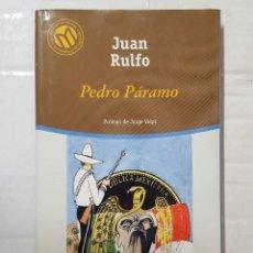 Libros de segunda mano: LIBRO / JUAN RULFO / PEDRO PÁRAMO 2001. Lote 195244196