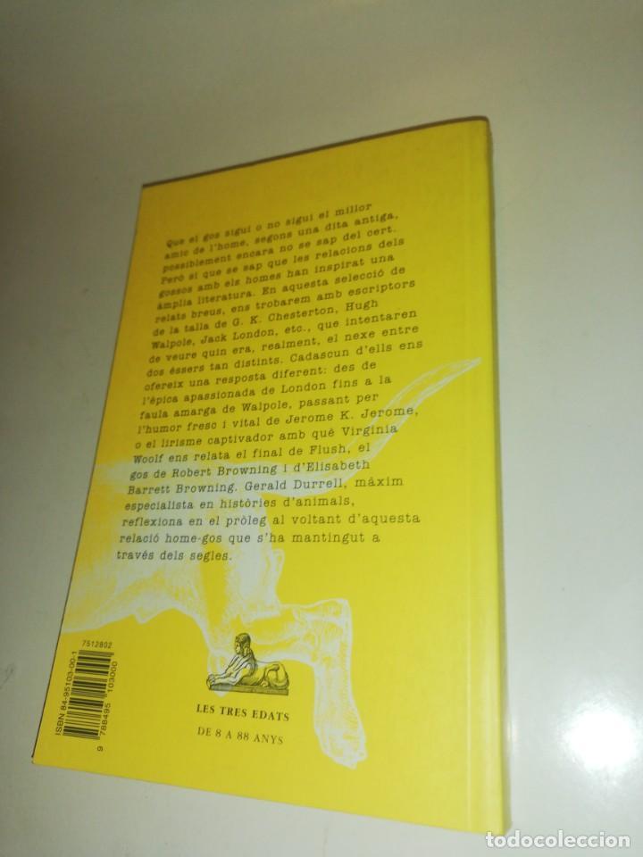 Libros de segunda mano: LES MILLORS HISTORIES SOBRE GOSSOS , SEGONS GERALD DURRELL , TEXT EN CATALÀ - Foto 2 - 195247293