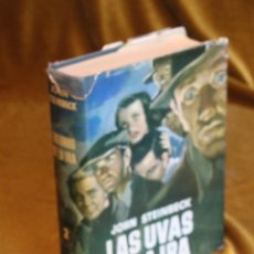 Libros de segunda mano: LAS UVAS DE LA IRA,JOHN STEINBECK,EDITORIAL PLANETA.1963.. Lote 195325272