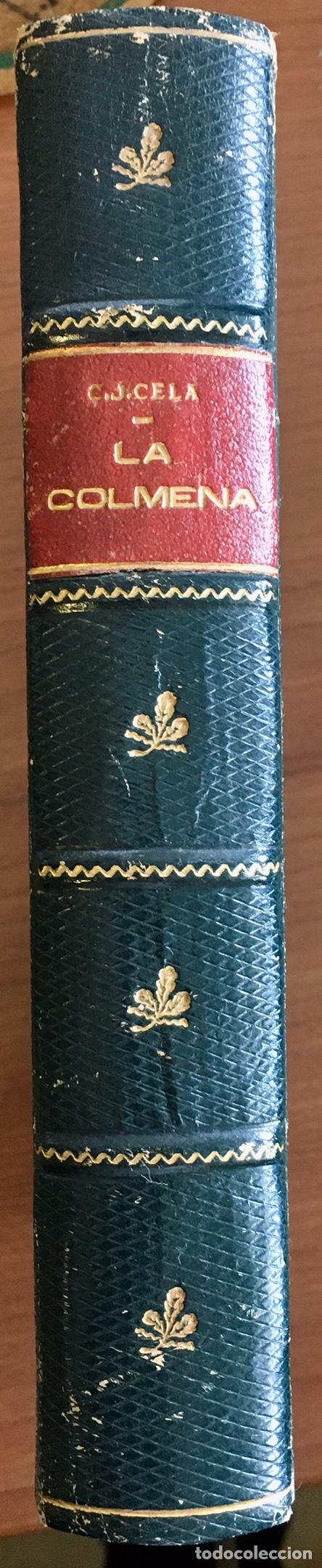 LA COLMENA, CAMILO JOSÉ CELA. EDITORIAL NOGUER 1962 (Libros de Segunda Mano (posteriores a 1936) - Literatura - Narrativa - Otros)