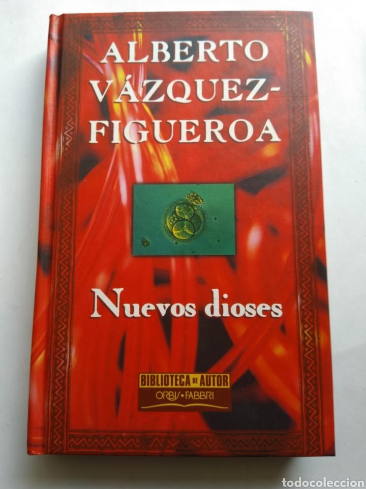 NUEVOS DIOSES/ALBERTO VÁZQUEZ FIGUEROA (Libros de Segunda Mano (posteriores a 1936) - Literatura - Narrativa - Otros)