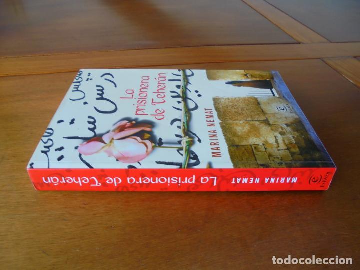 Libros de segunda mano: LA PRISIONERA DE TEHERAN (MARINA NEMAT) - Foto 2 - 195344677