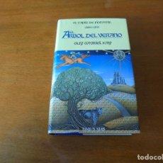 Libros de segunda mano: EL LIBRO DE FIONAVAR, LIBRO UNO: EL ÁRBOL DEL VERANO (GUY GAVRIEL KAY). Lote 195344865
